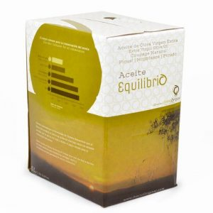 Aceite Equilibrio (Bag in box 5L.)