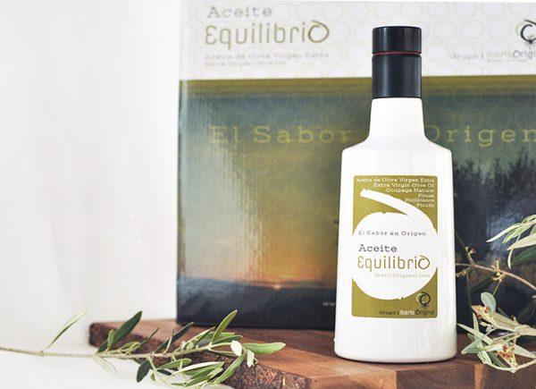 aceite equilibrio botella IbericOriginal