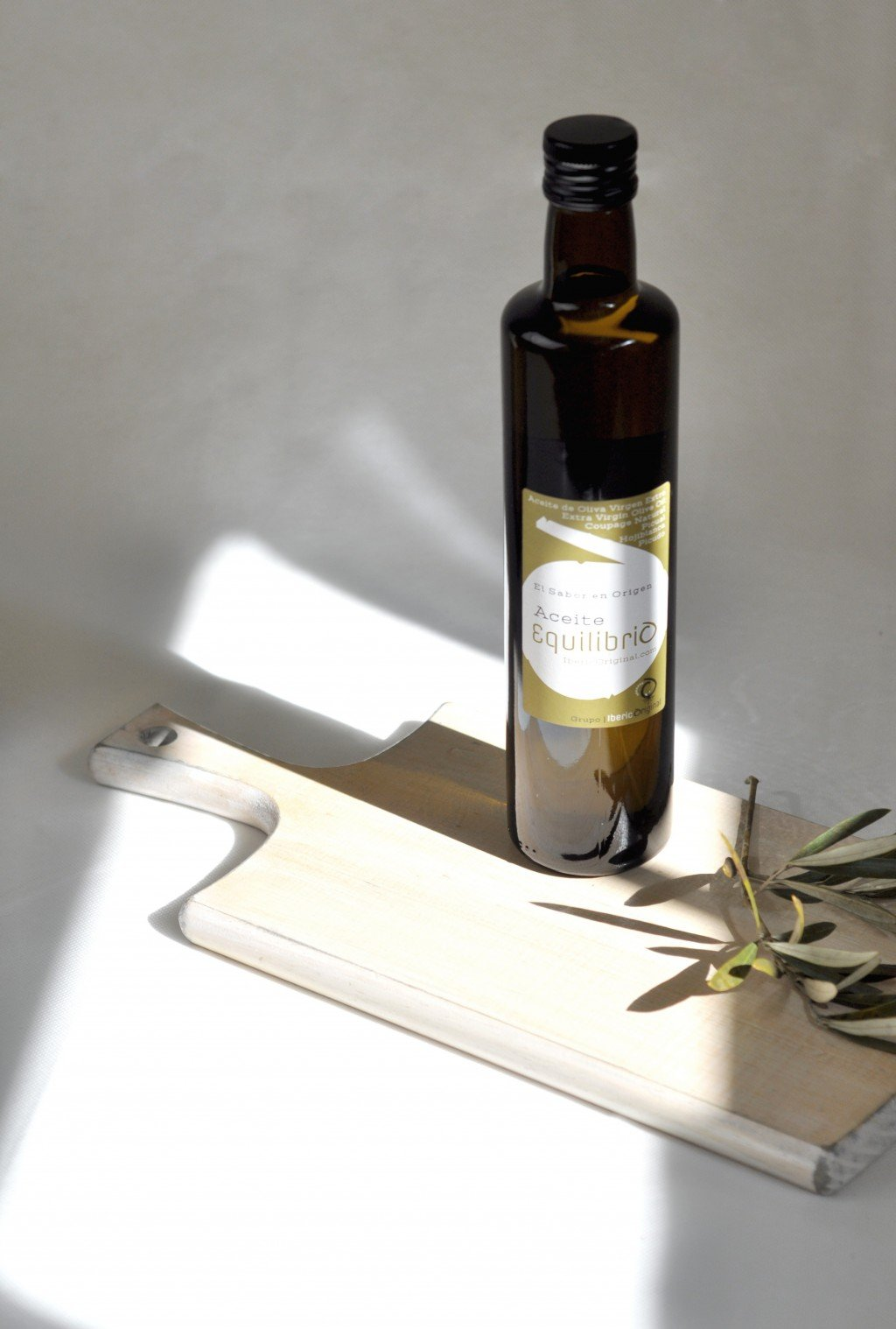 IbericOriginal   Aceite De Oliva Virgen Extra Coupage